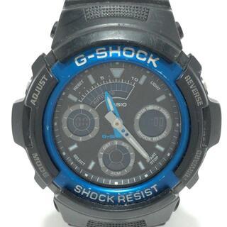 カシオ(CASIO)のカシオ 腕時計 G-SHOCK AW-591 メンズ(その他)