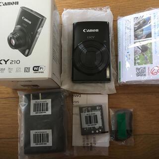 Canon - canon  ixy210 ブラック