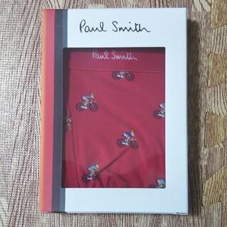 ポールスミス(Paul Smith)の新品未使用!ポールスミス メンズ パンツ 赤(その他)