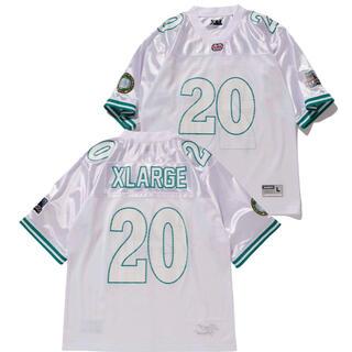 XLARGE - 【XLARGE】football shirt