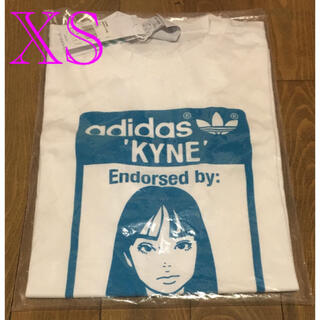adidas - adidas × KYNE GRAPHIC Tシャツ サイズ XS グラフィック