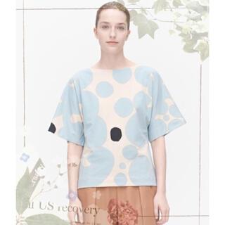 マリメッコ(marimekko)のMarimekko  Kyse Keidas Tシャツ XSサイズ🎵(Tシャツ(半袖/袖なし))