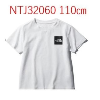 THE NORTH FACE - 【新品】THE NORTH FACE キッズTシャツ 白 110㎝ 2/2