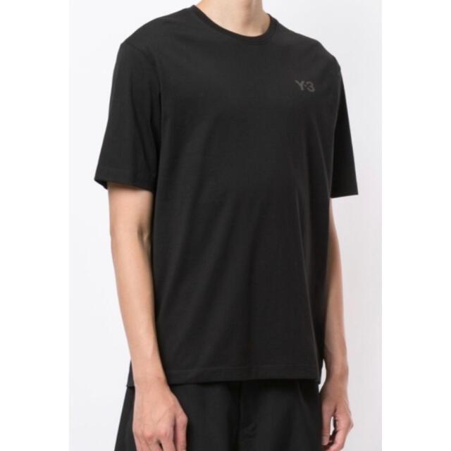 Y-3(ワイスリー)のY-3 ワイスリー 内田すずめ アートグラフィックTシャツ GK5780 メンズのトップス(Tシャツ/カットソー(半袖/袖なし))の商品写真