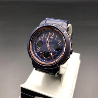 ベビージー(Baby-G)の即決 CASIO カシオ Baby-G 腕時計 BGA-150PG(腕時計)