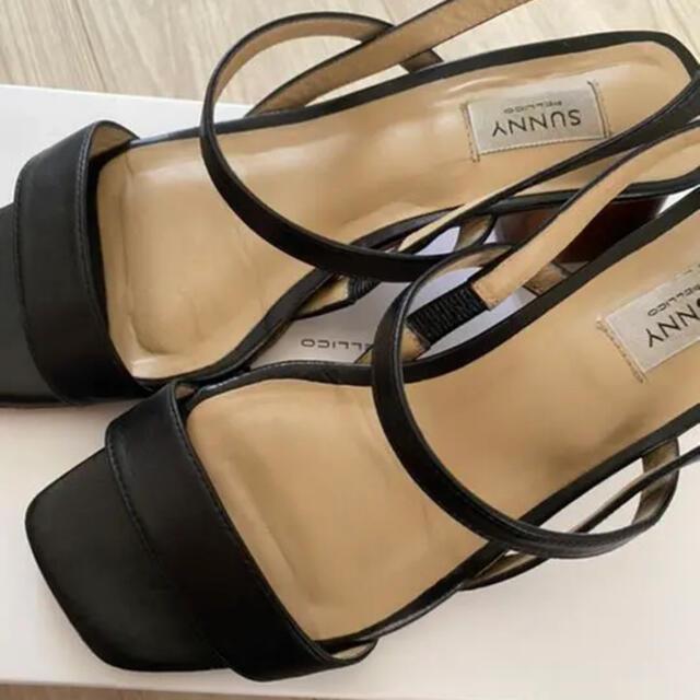 PELLICO(ペリーコ)のPELLICO SUNNY ペリーコサニー サンダル 35  22.5 レディースの靴/シューズ(サンダル)の商品写真