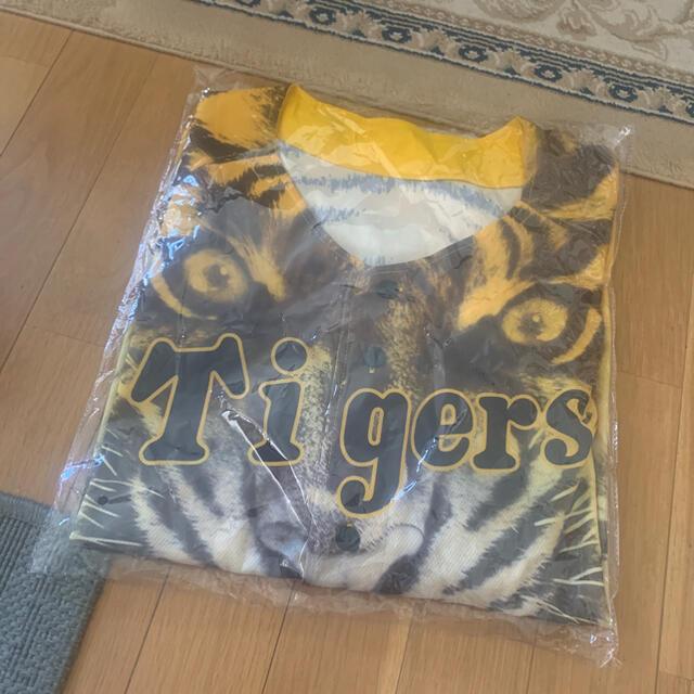 阪神タイガース(ハンシンタイガース)の阪神タイガース ジョーシン スポーツ/アウトドアの野球(応援グッズ)の商品写真