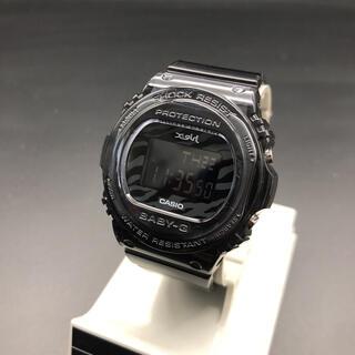 ベビージー(Baby-G)の即決 CASIO カシオ X-girl Baby-G 腕時計 BGD-570XG(腕時計)