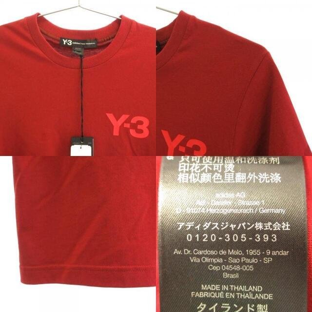 Y-3(ワイスリー)のY-3 ワイスリー 半袖Tシャツ メンズのトップス(Tシャツ/カットソー(半袖/袖なし))の商品写真