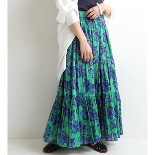 IENA - 未使用♡ビッグフラワースカート♡サラマリカ♡イエナ
