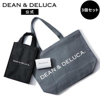 ディーンアンドデルーカ(DEAN & DELUCA)のDEAN & DELUCA 3点セット トートバッグ クーラーバッグ エコバッグ(トートバッグ)
