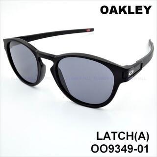 Oakley - OAKLEY オークリー ラッチ マットブラック グレー アジアンフィット