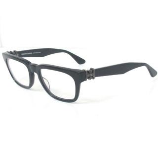 クロムハーツ(Chrome Hearts)のクロムハーツ EASY サイドCHプラスフレーム 眼鏡(サングラス/メガネ)
