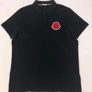 モンクレール(MONCLER)の美品 モンクレール ポロシャツ  サイズXL(ポロシャツ)