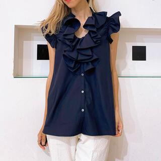 ダブルスタンダードクロージング(DOUBLE STANDARD CLOTHING)のダブスタブラウス(シャツ/ブラウス(半袖/袖なし))