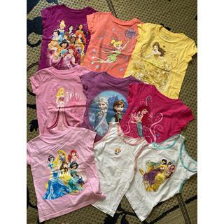 Disney - ディズニー プリンセス セット XS(4)サイズ