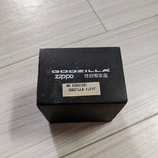 ジッポー(ZIPPO)の専用 godzilla zippo 特別限定品 godzillaエッチング (特撮)