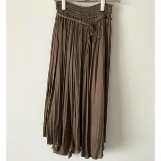 ミラオーウェン(Mila Owen)のmilaowen スカート(ロングスカート)