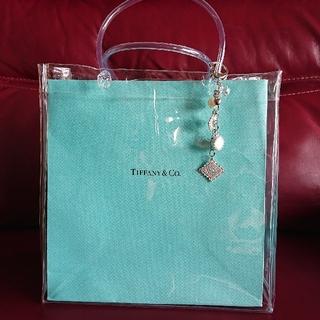 ティファニー(Tiffany & Co.)のTIFFANY ショッパー♥️charm付(ショップ袋)