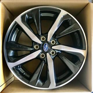 スバル(スバル)の【新車外し】スバル 新型レヴォーグ GT-H 18インチ 純正ホイール 1本(ホイール)
