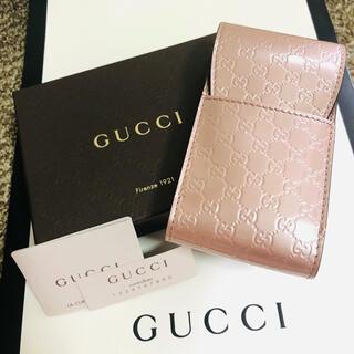 Gucci - GUCCI シガレットケース 正規品
