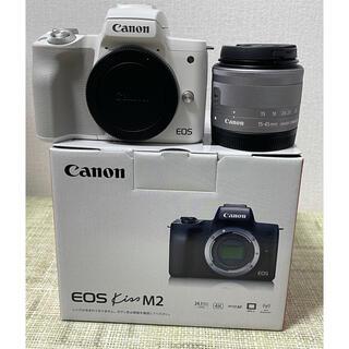 Canon - Canon キャノンEOS kiss m2 ズームレンズセット