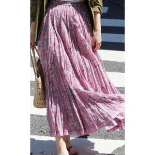 IENA - ☆新品未使用タグ付き マリハ 草原の虹スカート