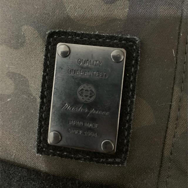 master-piece(マスターピース)のMASTERPIECE × URBAN RESEARCH別注 カモフラリュック メンズのバッグ(バッグパック/リュック)の商品写真