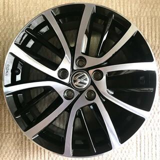 フォルクスワーゲン(Volkswagen)の【新車外し】ワーゲン ゴルフ7 BLADE(ブレード) 17インチ 1本(ホイール)