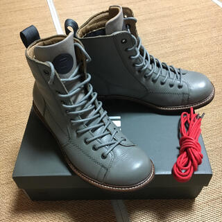 G-STAR RAW - G-STAR レザー ブーツ Roofer Boots
