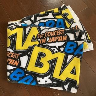 ビーワンエーフォー(B1A4)のB1A4 1ts CONCERT IN JAPAN マフラータオル(アイドルグッズ)