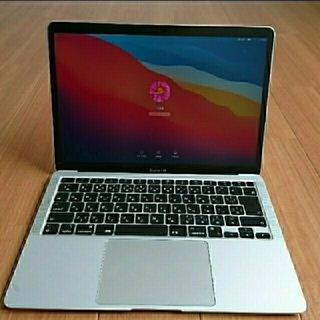 Apple - MacBook Air M1 2020 12月 13インチ シルバ ー