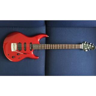 フェンダー(Fender)のMUSIC MAN LUKE2 限定カラーモデル サスティナーライト搭載(エレキギター)