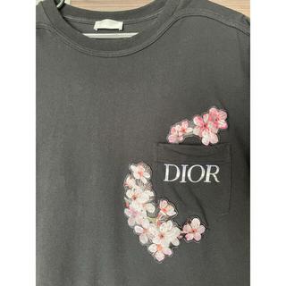 ディオール(Dior)のDIOR×SORAYAMA Tシャツ M  VUITTON GUCCI 正規(Tシャツ/カットソー(半袖/袖なし))