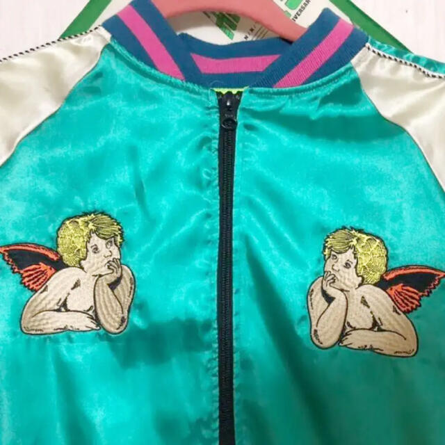 ROLLING CRADLE(ローリングクレイドル)のrolling cradle スカジャン メンズのジャケット/アウター(スカジャン)の商品写真