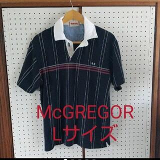 マックレガー(McGREGOR)のMcGREGOR マックレガー ポロシャツ Lサイズ(ポロシャツ)