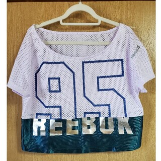 Reebok - Reebokメッシュシャツ