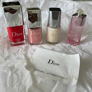 クリスチャンディオール(Christian Dior)のDior  ネイル(マニキュア)