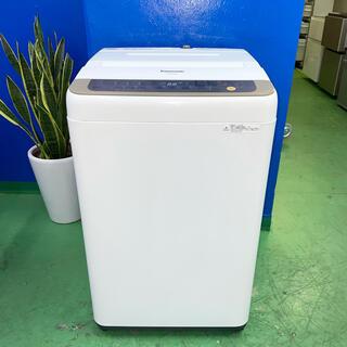 Panasonic - ⭐️Panasonic⭐️全自動洗濯機 2017年 6kg 大阪市近郊配送無料