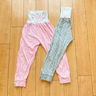 西松屋 - 西松屋 腹巻付きパジャマ 夏用 120センチ 2枚セット