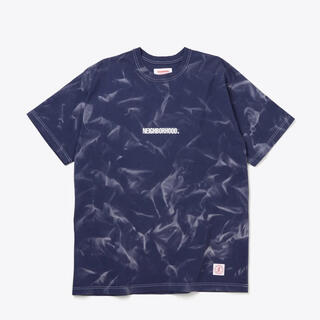 NEIGHBORHOOD - NEIGHBORHOOD × GRAMICCI  Tシャツ ネイビー Mサイズ