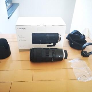 タムロン(TAMRON)のタムロン70-200 A025ニコン用(レンズ(ズーム))