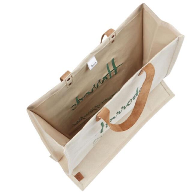 Harrods(ハロッズ)のハロッズ トートバッグ ショッピングバッグ エコバッグ 新品 レディースのバッグ(トートバッグ)の商品写真
