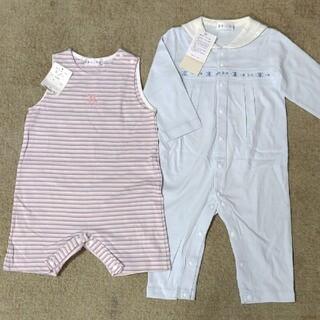 セリーヌ(celine)のセリーヌ CELINE ロンパース 赤ちゃん服 オーバーオール 80 (ロンパース)