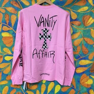 完売入手困難 Chrome Hearts matty boy/マティボーイロンt(Tシャツ/カットソー(七分/長袖))