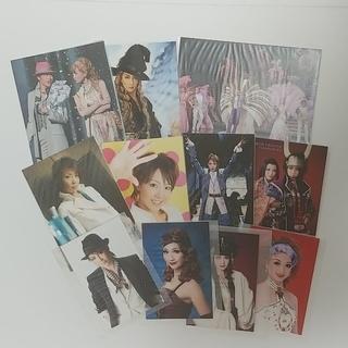 宝塚星組 宙組 スチール ポストカード (印刷物)