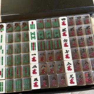 麻雀牌、透明牌、闘命牌、咲-saki-(麻雀)