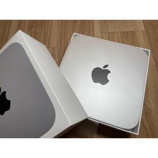 Mac (Apple) - M1 Mac mini 8コアSSD256GB メモリ8GB 美品