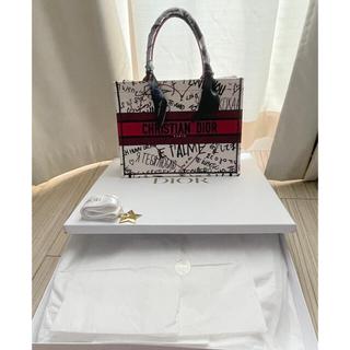 ディオール(Dior)のディオール トートバッグ アムール トートミニ cocomi使用(トートバッグ)