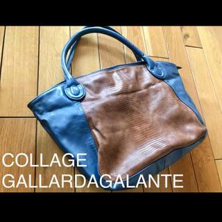 ガリャルダガランテ(GALLARDA GALANTE)のコラージュガリャルダガランテ 2wayバッグ(トートバッグ)